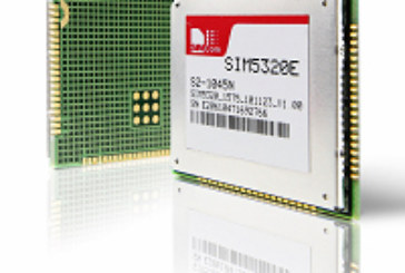 SIMCom launches 3G/HSDPA SIM 5320 module with GPS/A-GPS embedded