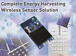 Energy Harvesting Market to Expand