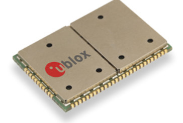 u-blox LISA, the smallest 3G surface-mount module, is approved for AT&T network