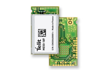 Telit Presents Brand New, Energy Efficient, Wireless M-Bus Module For 169 MHz