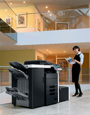 Cinterion Enables Remote Monitoring of 100,000 Konica Minolta Office Machines Worldwide
