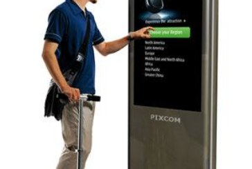 The Number of Interactive Kiosks in Operation will Nearly Double to Three Million by 2016