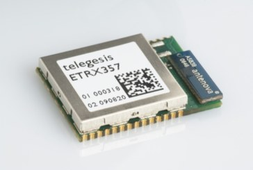 Antenova Chosen by Telegesis for ZigBee Smart Energy Modules