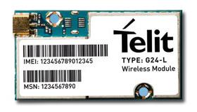 Telit G24 M2M module