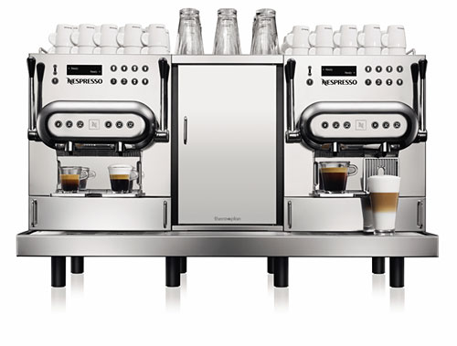 Nespresso Selects Sierra Wireless To Provide A
