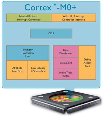 Arm Cortex M0+