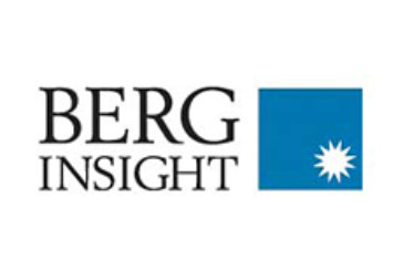 Berg Insight says 3.0 million patients worldwide are remotely monitored