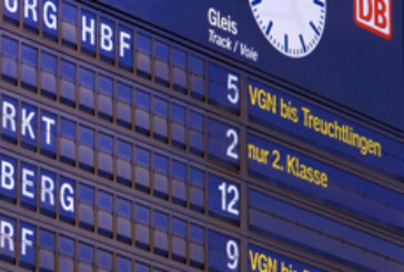 Deutsche Bahn's Real-Time System for Passenger Travel Information Powered by Cinterion M2M Solution