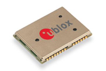 u-blox launches GLONASS/GPS/QZSS positioning module