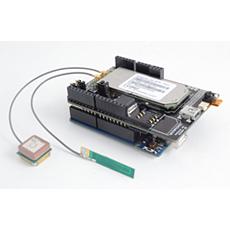 3G + GPS shield for Arduino