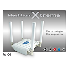Meshlium Xtreme gives 3G connectivity to ZigBee, Wifi and Bluetooth Sensors
