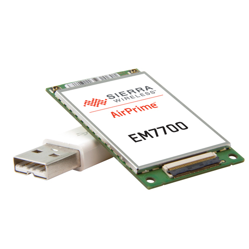Sierra Wireless Airprime EM7700 4G module