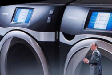 Washing Machines Lead $7.7 Billion Smart Appliances Market