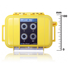 MicroStrain's ENV-Link® -Mini: Plug-and-Play Wireless Environmental Monitoring on a Scalable, Cloud-Enabled Platform