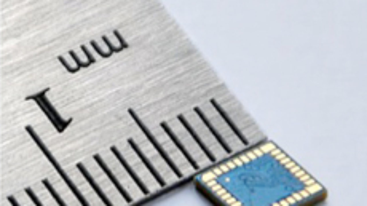 New Telit GPS Miniature Receiver Based on Latest 3-D Embedded