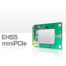 Cinterion EHS5 mini PCIe