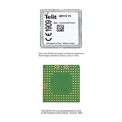Telit UE910 M2M module