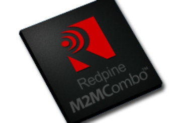 Redpine Signals Introduces First Wireless M2M Combo Chip for The Internet of Things