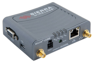 Sierra Wireless Introduces a Compact 3G Wireless Gateway for Industrial, Enterprise, and Transportation Applications