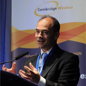 Warren East, CEO of ARM