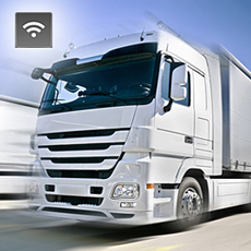 The installed base of fleet management systems will reach 12 million units in the Americas by 2018