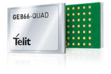Telit Unveils Market's Smallest Cellular Module