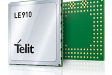 Telit to Start Shipping First Series of LTE Modules in Flagship xE910 Form Factor Family