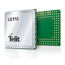 Telit LE910-NA1 is Industry's First CAT-1 LTE IoT Module to Receive AT&T Certification