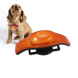MSP340 pet tracking collar by Tracker Technologies