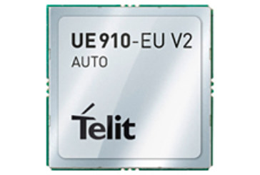 Two Automotive Modules Extend Reach of Telit's xE910 Flagship Family to OEMs and Telematics System Integrators