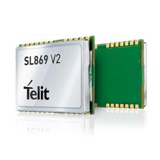 Telit Jupiter SL869 V2, GPS module