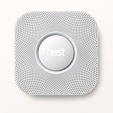 Nest Labs connected smoke detector