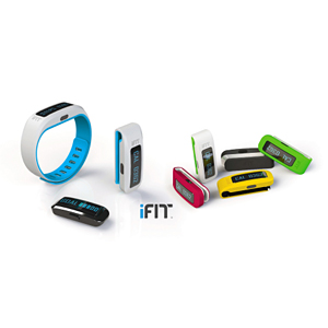 iFit wearable fitness devices