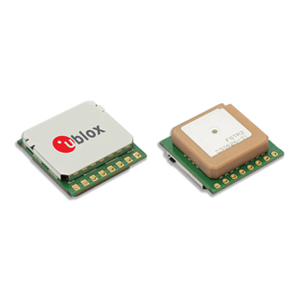 Drop-in GPS/QZSS positioning with u-blox PAM-7Q antenna module