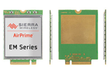 Sierra Wireless launches new generation 4G LTE modules for notebooks and tablets