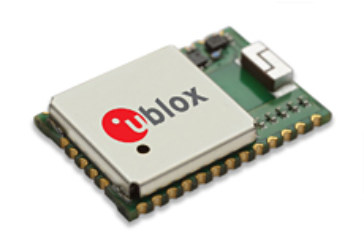 u-blox GNSS antenna module supports all satellites, concurrent operation