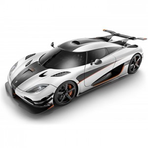 Telenor Connexion puts Koenigsegg' supercar in the Cloud