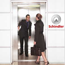 Schindler Elevators Ltd gains absolute transparency with M2M from Swisscom
