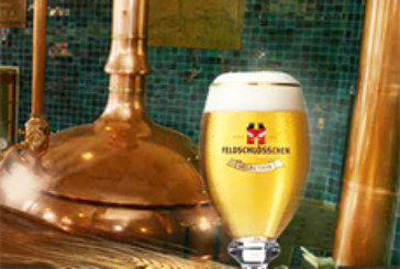 Beer tank equipped with M2M technology from Swisscom takes care of refill orders itself