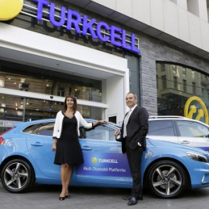 Turkcell Announces Connected Car Platform for More Access to Information and Fun on the Go