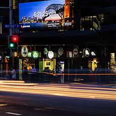 Vodafone powers NZ's first digital advertising billboards