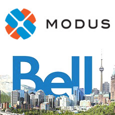 Modus Teams with Bell to Bring Insurance Telematics Solutions to Canada