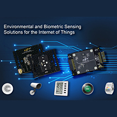Silicon Labs Sensor Development Kits Accelerate Internet of Things System Design