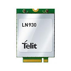 Telit LN930 Data Card Now Certified for Verizon Wireless 4G LTE Network