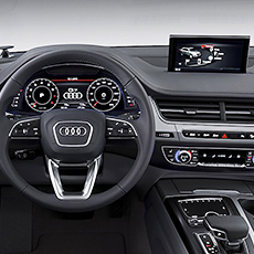 Cubic Telecom Powers 4G In-Car Connectivity and Wi-Fi Hotspot for the latest Audi Models in Europe
