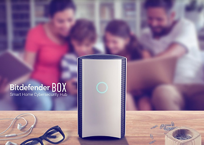 Bitdefender Box in home environment
