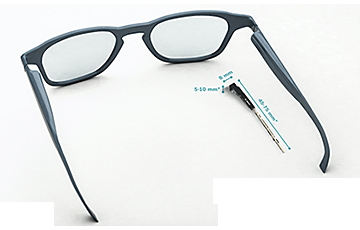 Bosch smartglasses technology