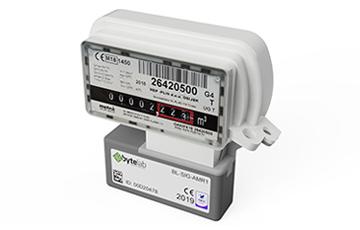 HEP-Plin digitize their gas meters in Croatia
