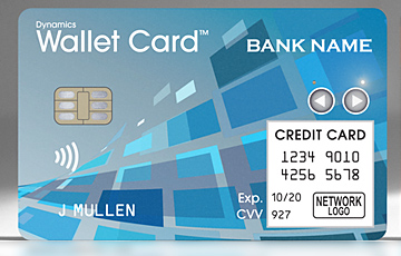 """Sprint and Dynamics Unveil Wallet Card™ - The First Battery-Powered """"Connected"""" Payment Card"""