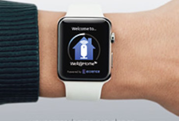 Essence Introduces Apple® Watch App for its WeR@Home™ Connected Home Platform